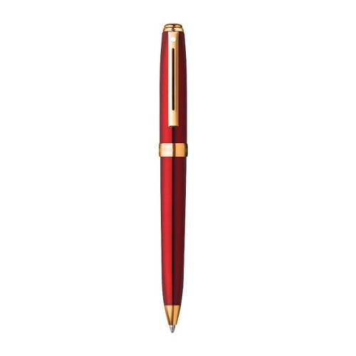 στυλο-sheaffer-prelude-ballpoint-mini-red-translucent-featuring-gold-tone-trim-9804-23