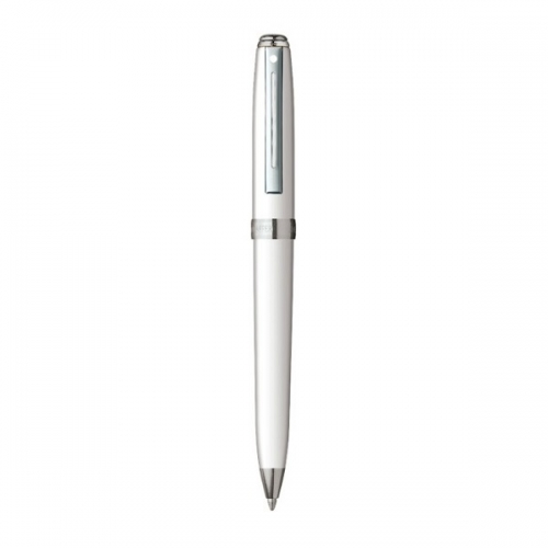 στυλο-sheaffer-prelude-mini-ballpoint-gloss-white-featuring-nickel-plate-trim-9805-2