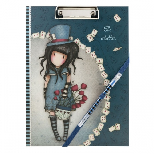 854gj01_gorjuss_clip_folio_pad_with_pen_the_hatter_1_wr